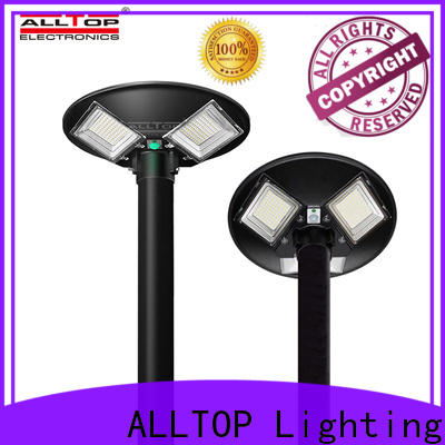 ALLTOP garden bright solar lamp post