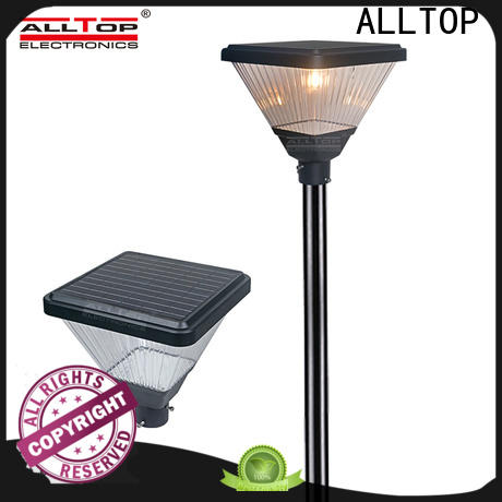 ALLTOP commercial solar landscape lighting