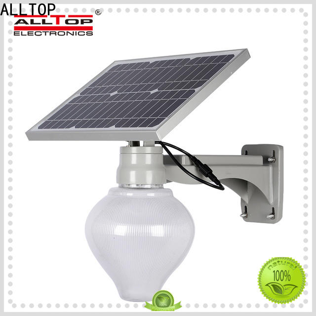 ALLTOP top selling solar led street light factory for lamp