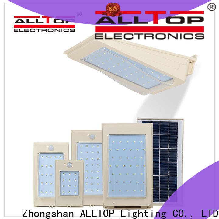 ALLTOP solar powered wall mounted lights wholesale for concert