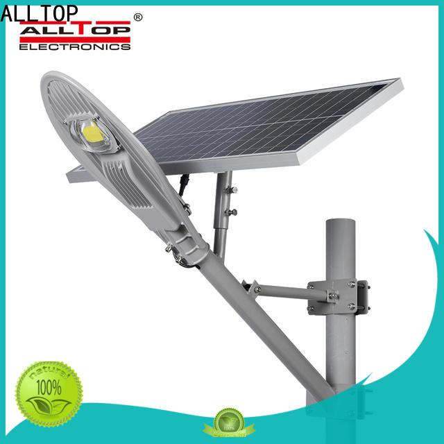 ALLTOP solar street lamp series for landscape
