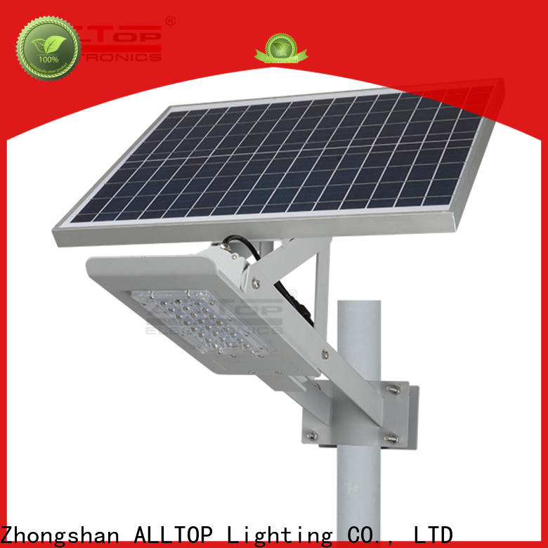 30w solar street light series for outdoor yard