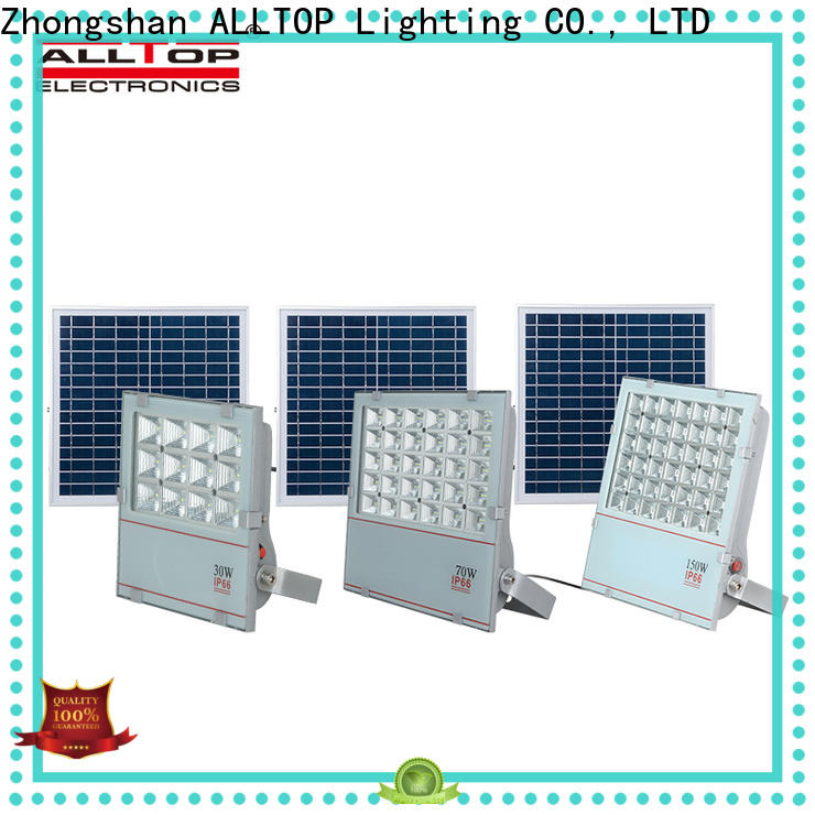 ALLTOP waterproof led flood lamps outdoor company for spotlight