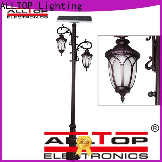 custom watt modern solar garden lights manufacturers for decoration