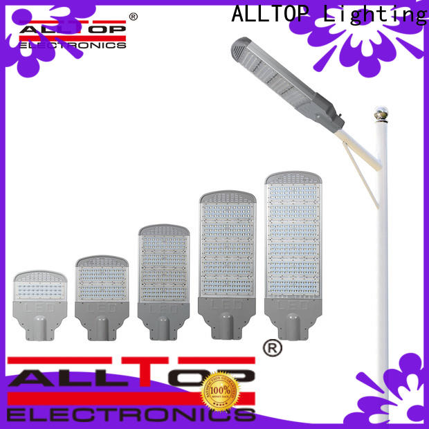 aluminum alloy led street light wholesale company for facility