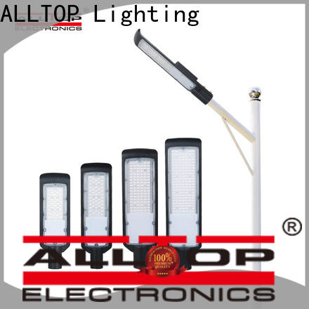 ALLTOP automatic 100w led street light supply for facility