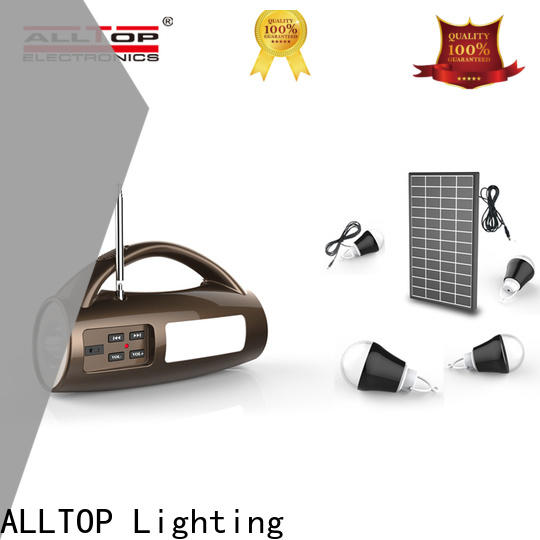energy-saving solar powered battery pack directly sale for camping