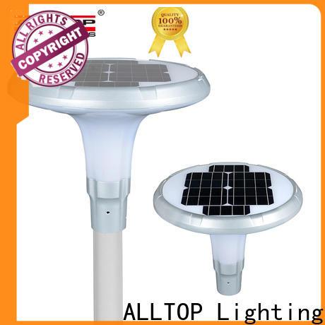ALLTOP 20w solar street light wholesale for outdoor yard
