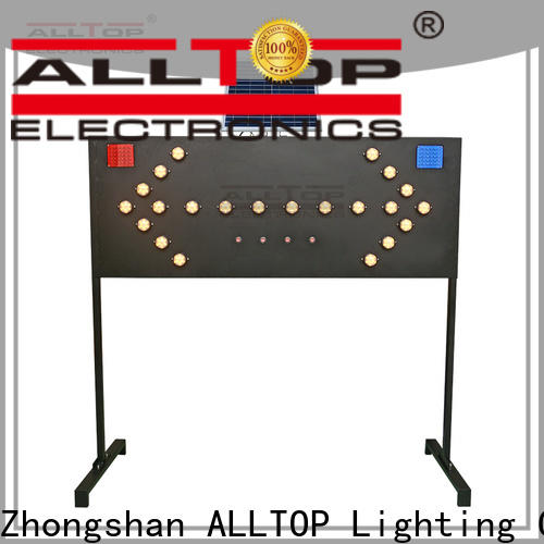 ALLTOP traffic light control system directly sale for safety warning