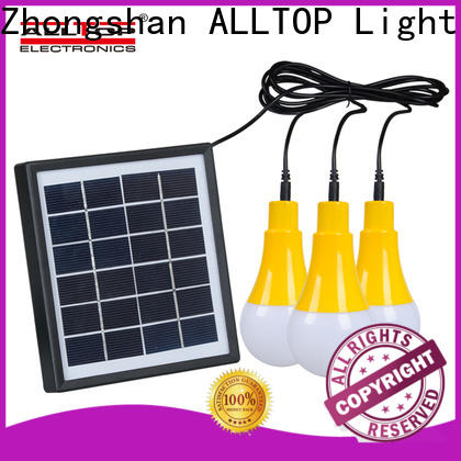 ALLTOP energy-saving solar outside wall lights factory direct supply for party