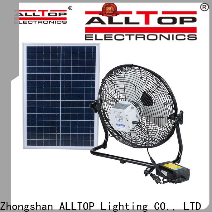 ALLTOP household solar system manufacturer for camping
