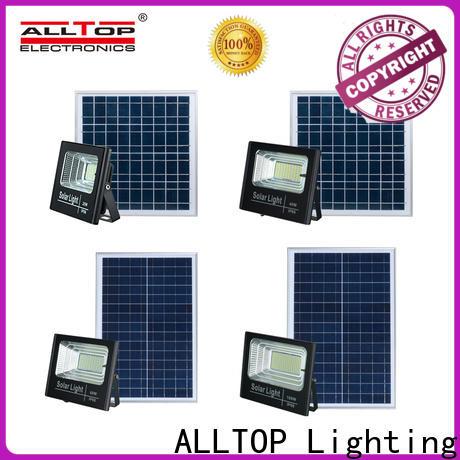 ALLTOP solar floodlight factory for spotlight