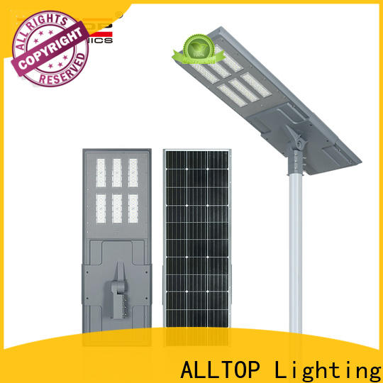 outdoor all in one solar light series for highway