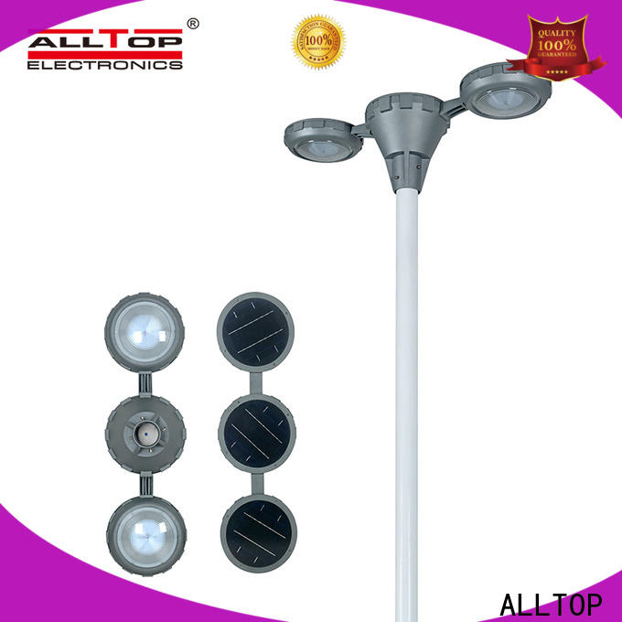 integrated solar powered led yard lights for business for landscape