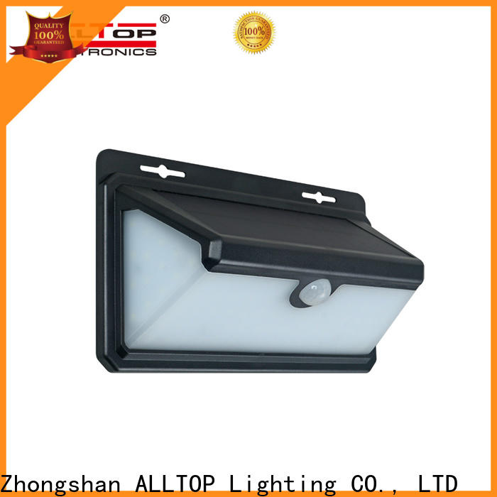 ALLTOP solar waterproof wall light series highway lighting