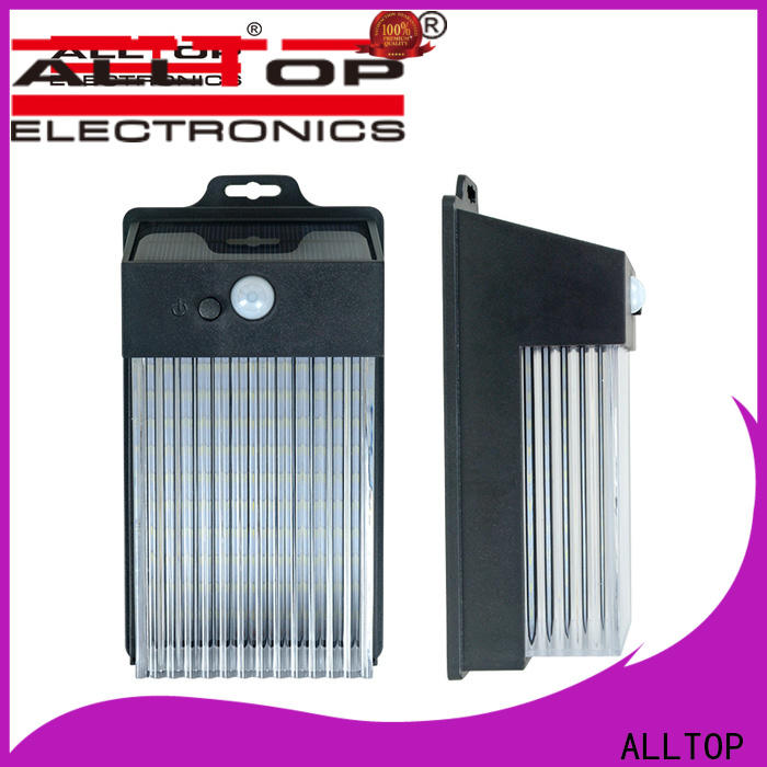 ALLTOP stainless steel external wall lighting manufacturer highway lighting