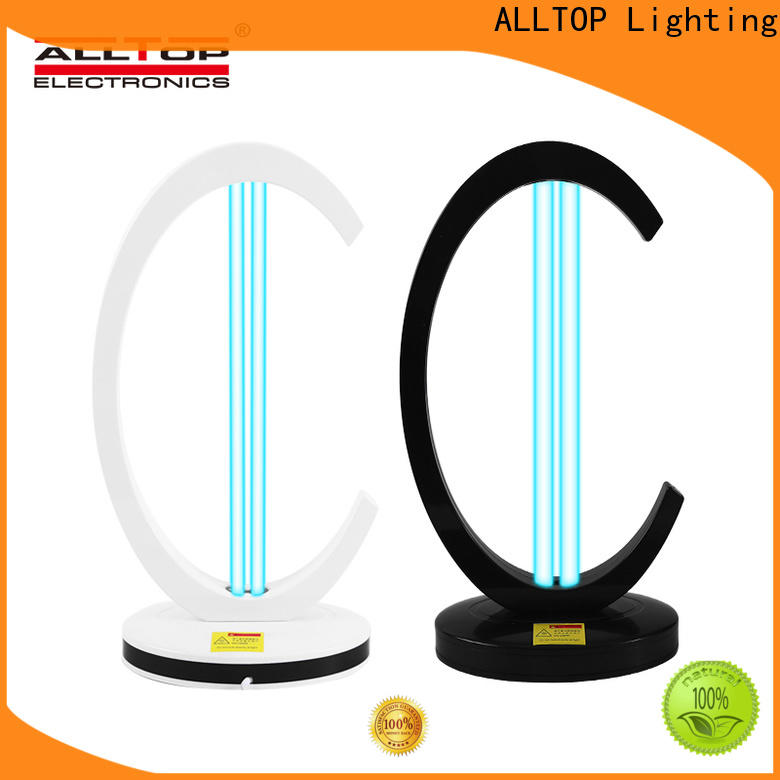 ALLTOP efficient portable uv light disinfection factory for air disinfection