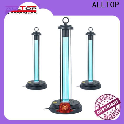ALLTOP ultraviolet germicidal lamp manufacturers for bacterial viruses
