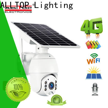 ALLTOP solar powered wireless security camera