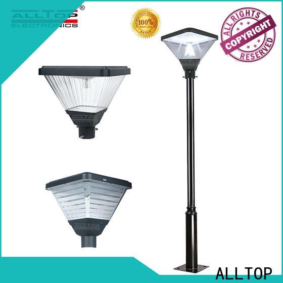 ALLTOP modern garden lights