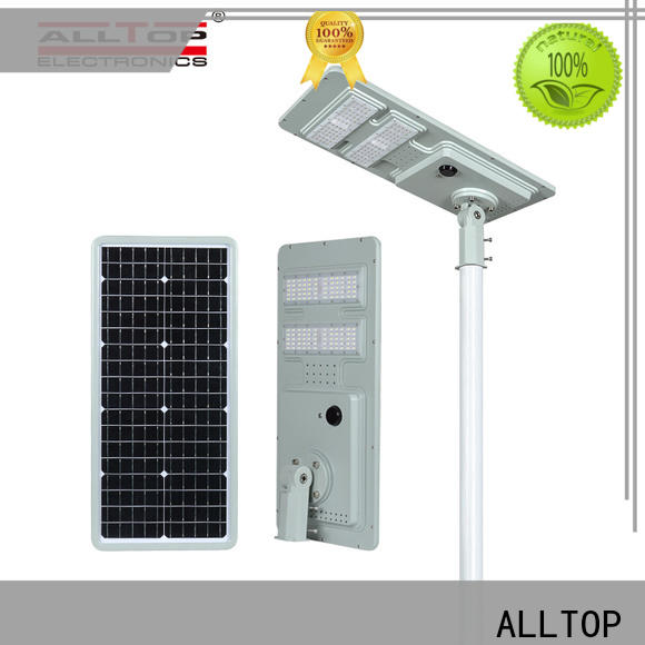 solar panel street light functional supplier