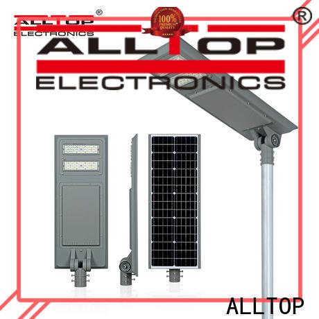ALLTOP waterproof integrated solar street lights functional supplier