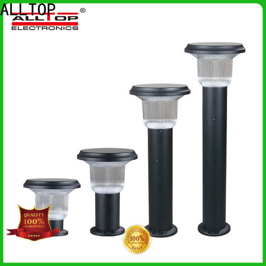 best solar lamp post lights