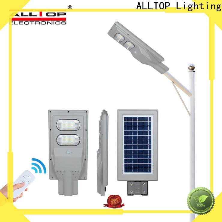 ALLTOP street lamp solar panel high-end wholesale