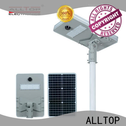 led light solar best quality manufacturer