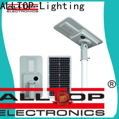 all in one solar street light price list functional wholesale