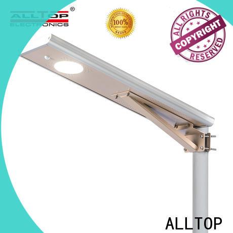 ALLTOP high-quality modern street lights high-end manufacturer