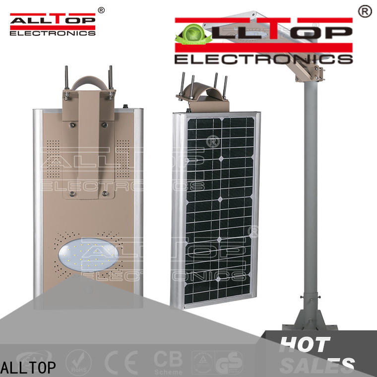 ALLTOP outside solar lights high-end manufacturer