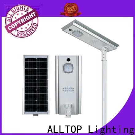 ALLTOP integrated solar light high-end wholesale