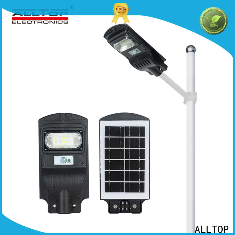 high-quality street lights solar power functional wholesale
