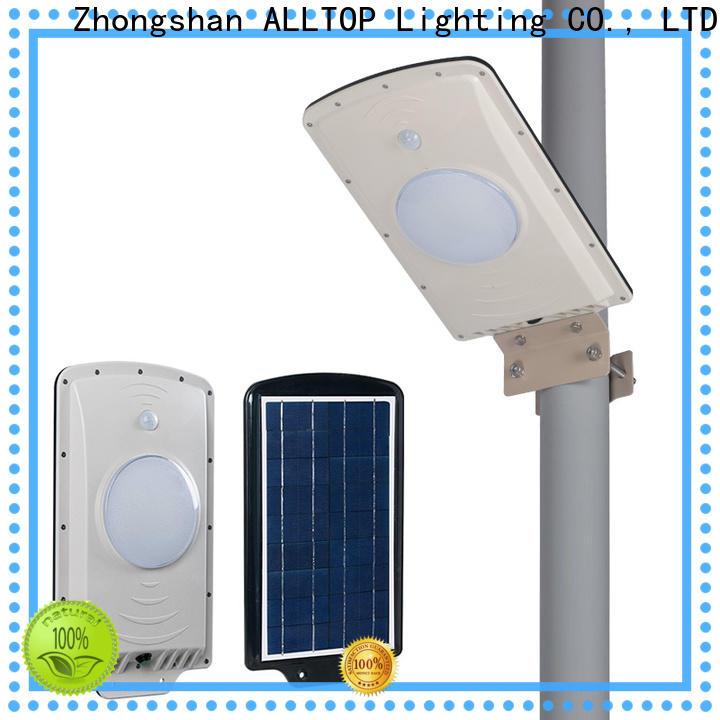 ALLTOP solar street light suppliers high-end wholesale
