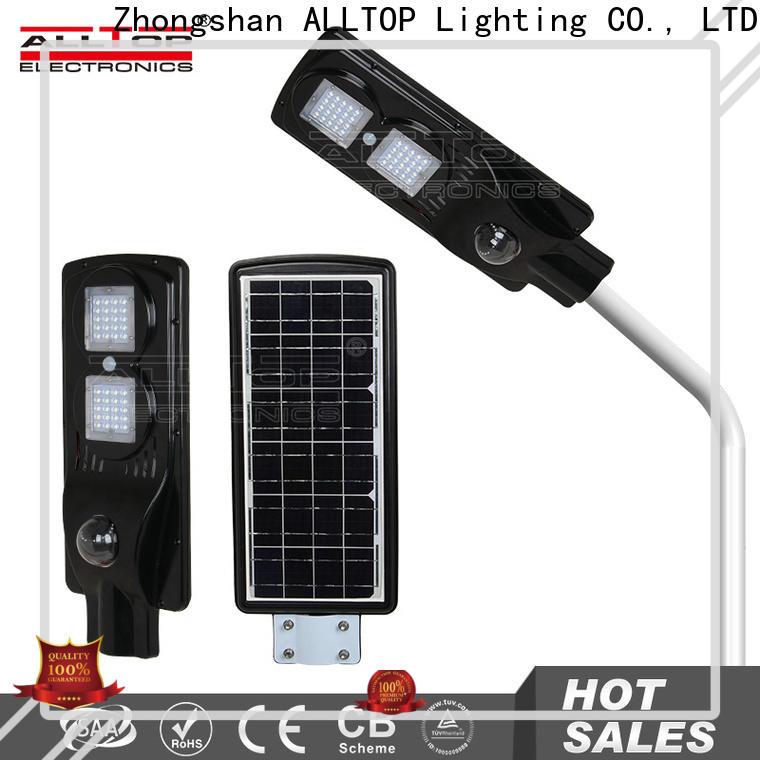 ALLTOP waterproof top led street light manufacturers high-end manufacturer