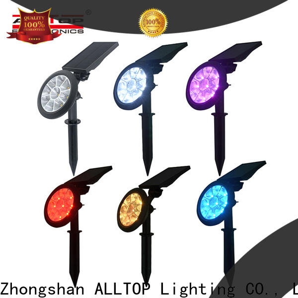 ALLTOP outdoor solar yard lights