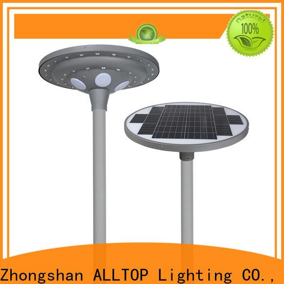 ALLTOP best solar garden path lights