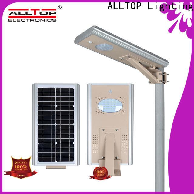 ALLTOP waterproof street light fixtures functional manufacturer