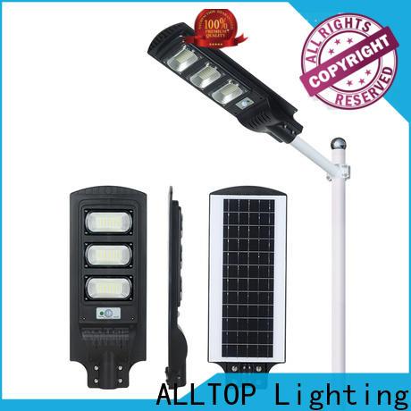 waterproof solar parking lot lights high-end supplier