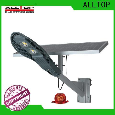 ALLTOP 30w solar street light supplier for garden