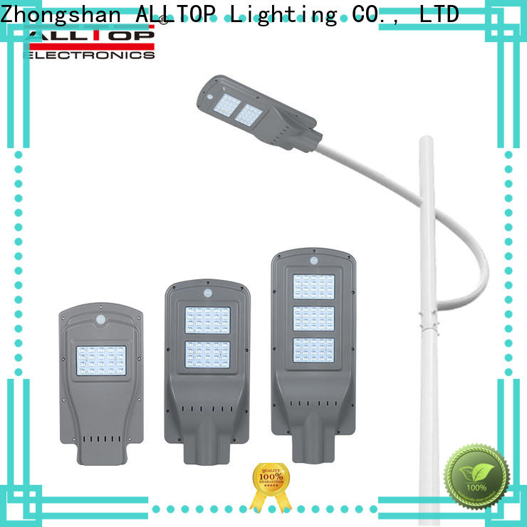 ALLTOP solar lamp wholesale for highway