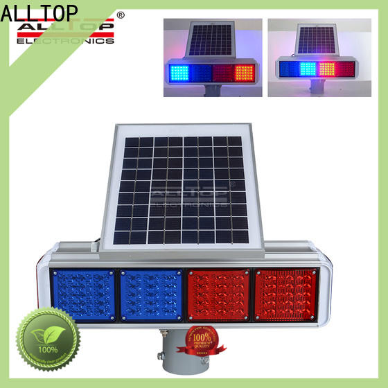 ALLTOP waterproof led solar road stud directly sale for factory
