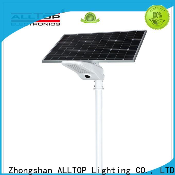 energy-saving 20w solar street light wholesale for landscape