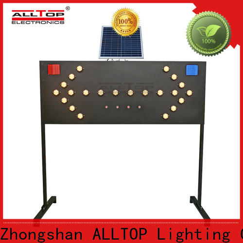 high quality solar traffic light system supplier for safety warning