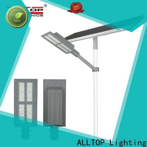 ALLTOP solar street lamp wholesale for lamp
