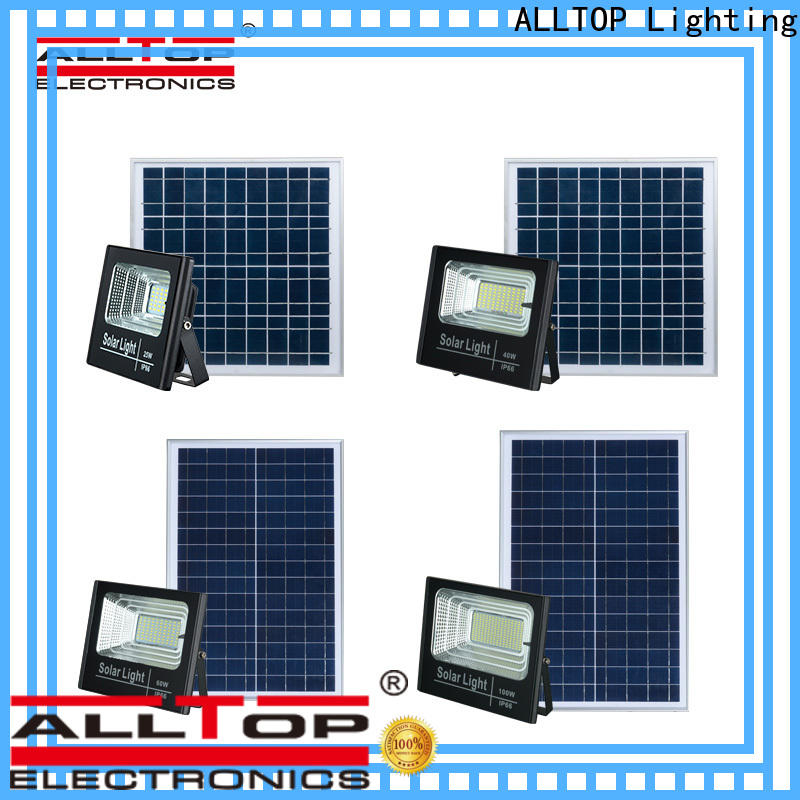 ALLTOP outdoor solar flood light suppliers for spotlight