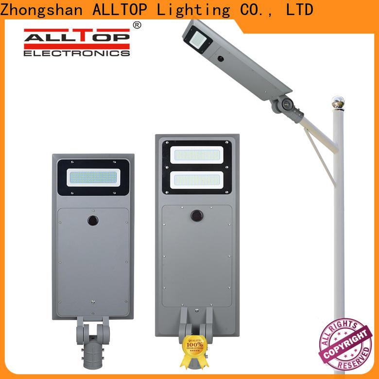 ALLTOP solar led lamp series for garden
