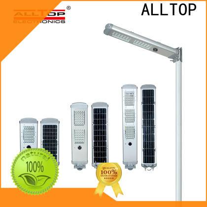 ALLTOP solar street light with good price for garden