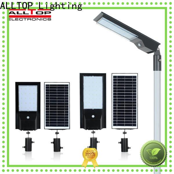 ALLTOP top selling solar led street light wholesale for garden